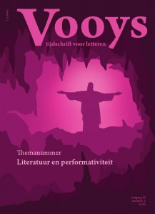 Literatuur en performativiteit