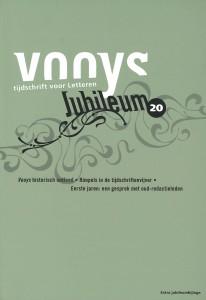 Vooys 20 jubileum