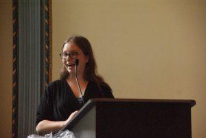 Kim Smeenk sluit de middag af met een lezing over hedendaagse King Lear-adaptaties.