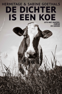 Flyer De dichter is een koe